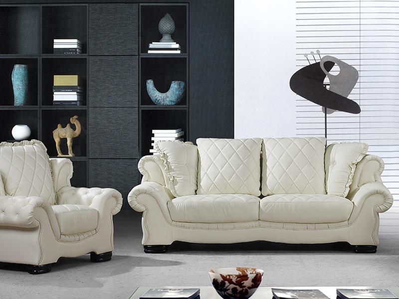 sofagarnitur 3 2 1 adamo leder wohnwelten24h wohnwelten24h. Black Bedroom Furniture Sets. Home Design Ideas