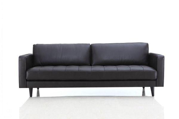 3er Ledersofa 3-Sitzer Sofa Couch Belluna Leder von Salottini