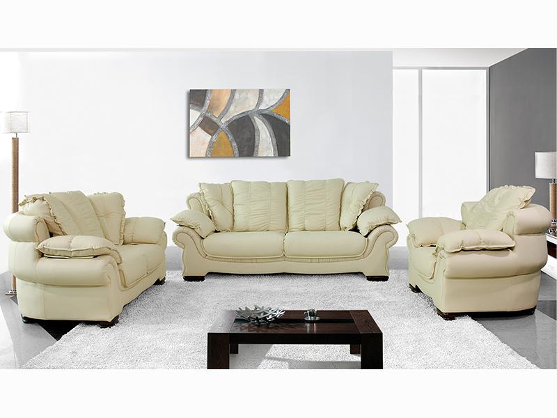 sofagarnitur 3 2 1 alberto leder wohnwelten24h wohnwelten24h. Black Bedroom Furniture Sets. Home Design Ideas