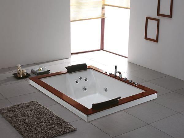 2 personen whirlpool hobart badewanne whirlwanne wohnwelten24h wohnwelten24h. Black Bedroom Furniture Sets. Home Design Ideas