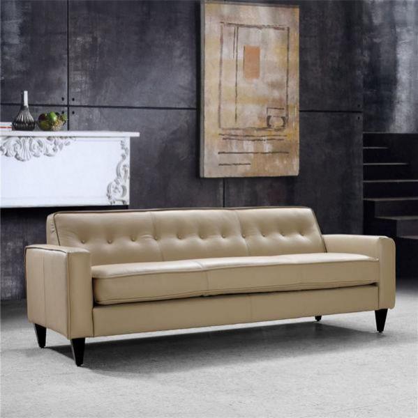 3er Ledersofa 3-Sitzer Sofa Couch Giovanni Leder von Salottini