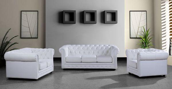 sofagarnitur 3 2 1 leandro leder wohnwelten24h wohnwelten24h. Black Bedroom Furniture Sets. Home Design Ideas