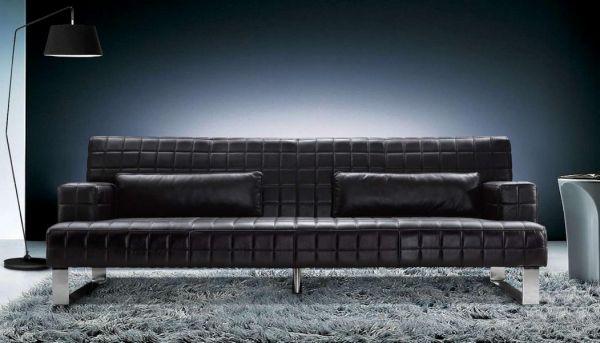 3er Ledersofa 3-Sitzer Sofa Couch Dante Leder von Salottini