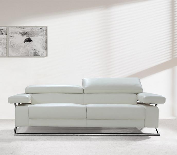 3er sofa couch samuele leder von salottini wohnwelten24h wohnwelten24h. Black Bedroom Furniture Sets. Home Design Ideas