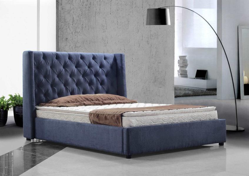 designer bett 200x200 lederbett doppelbett como von salottini wohnwelt24h wohnwelten24h. Black Bedroom Furniture Sets. Home Design Ideas