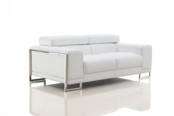 3er Ledersofa 3-Sitzer Sofa Couch Elia Leder von Salottini