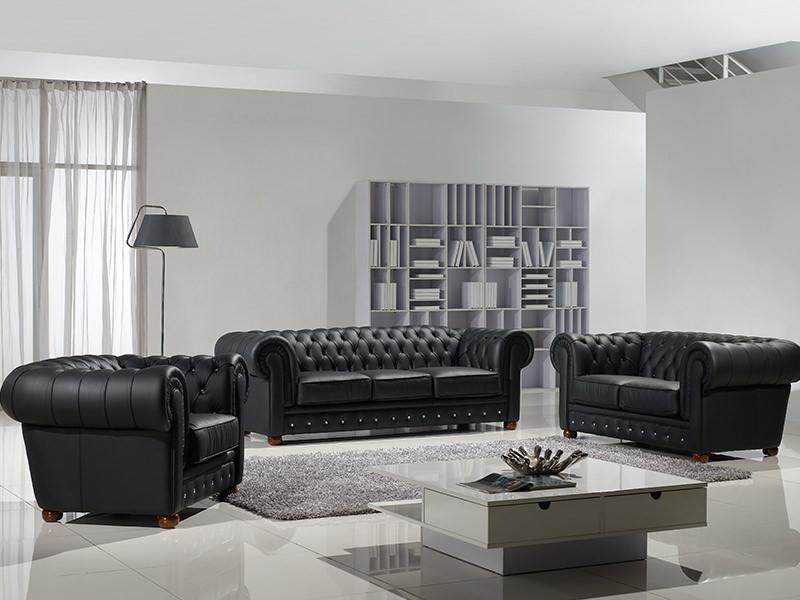 chesterfield sofagarnitur 3 2 1 newcastle ledergarnitur wohnwelten24h wohnwelten24h. Black Bedroom Furniture Sets. Home Design Ideas