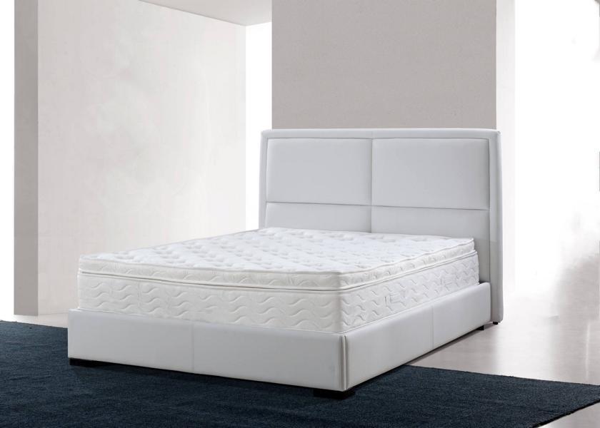 designer bett 200x200 lederbett doppelbett udine von salottini wohnwelt24h wohnwelten24h. Black Bedroom Furniture Sets. Home Design Ideas