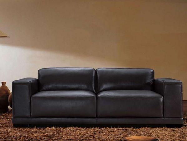 3er Ledersofa 3-Sitzer Sofa Couch Lorenzo Leder von Salottini