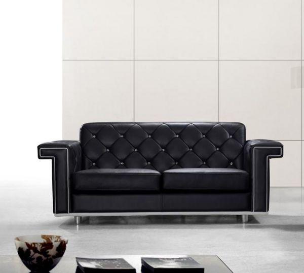 3er Ledersofa 3-Sitzer Sofa Couch Caruso Leder von Salottini