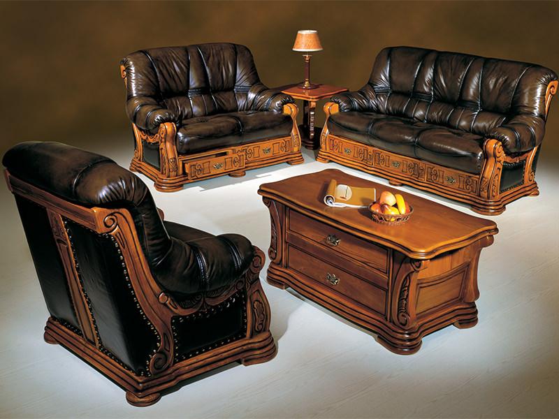 massive chesterfield ledergarnitur leder 3 2 1 preston polstergarnitur uvp 8718001902514. Black Bedroom Furniture Sets. Home Design Ideas